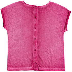 Roxy Summertime Happiness Camiseta Mujer, rosa